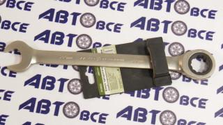 Ключ комбинированный трещоточный 22мм ДелоТехники