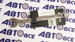 Ключ рожково-накидной 17 мм ДелоТехники
