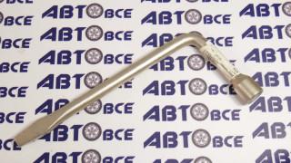 Ключ балонный 17*275 Г-образный ДелоТехники