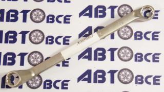 Ключ накидной 14*15 мм Делотехники