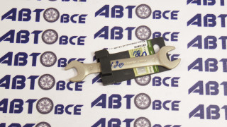 Ключ рожковый 14х15 мм Делотехники