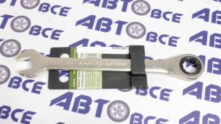 Ключ комбинированный трещеточный комбинированный 15мм ДелоТехники