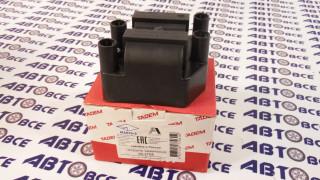 Катушка зажигания (модуль большой) 8 и 16v - 1.5 ВАЗ-2110-12 МОСКВА АТЭ-2