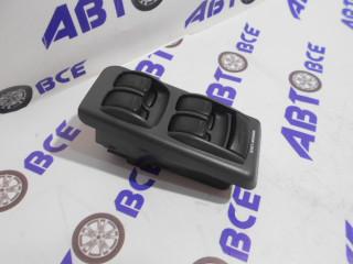 Блок управления стеклоподъемниками Lanos на 4 кнопки GM