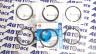 Кольца поршневые 79,8 ВАЗ-2101-2107 (2й рем) AMP