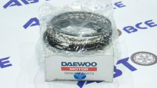Кольца поршневые 0,25 (1-й рем.) Lanos,Nexia 1.6 DOHC DAEWOO