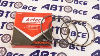 Кольца поршневые 0,25 (1-й рем.) Matiz (к-т на 1 порш) узкие AZTEC