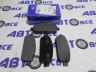 Колодки задние Cruze (R14-R15) NINGBO MOTORS