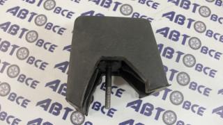 Накладка бампера ВАЗ-2106 резин.Клыки левый БРТ