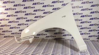 Крыло переднее левое ВАЗ-1118-1117-1119 Белое Облако (240)