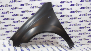 Крыло переднее левое Aveo (1-2) T200 GORDON