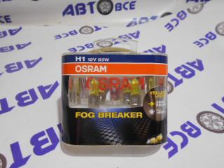Лампа (галоген) H1 (55) P14.5 FOG BREAKER 12V