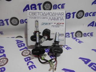 Лампа (диодная) H1 LED к-т 2шт LED ZES