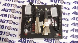 Лампа (диодная) H1 LED к-т 2шт (гибкий кулер)