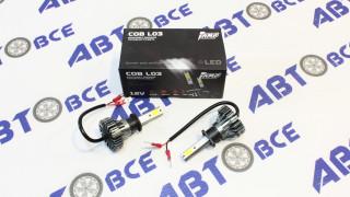 Лампа (диодная) H1 L03 к-т 2шт AMP COB