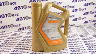 Масло моторное 10W40 (полусинтетическое) SG/CD Роснефть MAXIMUM 5L