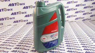 Масло моторное 10W40 (полусинтетическое) SJ/CF LUXE MOLYBDEN 5L
