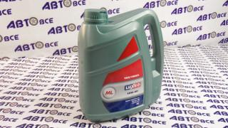 Масло моторное 10W40 (полусинтетическое) SJ/CF LUXE MOLYBDEN 4L