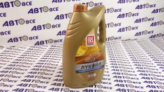 Масло моторное 10W40 (полусинтетическое) SL/CF ЛУКОЙЛ ЛЮКС 4L
