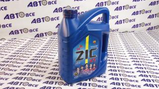 Масло моторное 10W40 (полусинтетическое) SM ZIC X5 4L