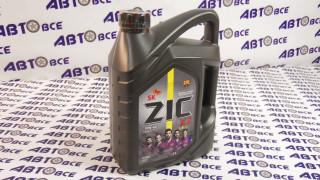 Масло моторное 10W40 (синтетика) SM/CF ZIC X7 4L