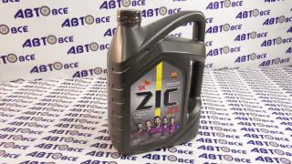 Масло моторное 10W40 (синтетика) SM/CF ZIC X7 6L