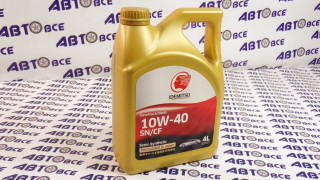Масло моторное 10W40 (полусинтетическое) SN/CF IDEMITSU 4L