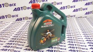 Масло моторное 10W40 (полусинтетическое) SL/SF CASTROL MAGNATEC 4L