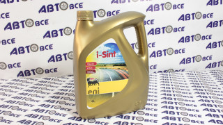 Масло моторное 10W40 (полусинтетическое) SN ENI I-SINT 4L