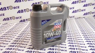 Масло моторное 10W40 (полусинтетическое) SL/SF LIQUIMOLY MOS2 4L