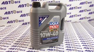 Масло моторное 10W40 (полусинтетическое) SL/SF LIQUIMOLY MOS2 5L