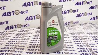 Масло моторное 10W40 (полусинтетическое) SL/SF TAKAYAMA 1L