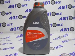 Масло моторное 10W40 (полусинтетическое) SL/CF LADA PROFESSIONAL 1L