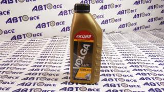 Масло моторное 10W40 (полусинтетическое) SJ/CF Волга-Ойл ЛЮКС 1L