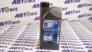 Масло моторное 10W40 (полусинтетическое) SL/CF GM 1L