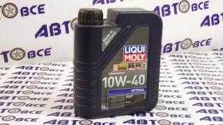 Масло моторное 10W40 (полусинтетическое) SL/CF LIQUIMOLY OPTIMAL 1L