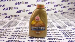 Масло моторное 10W40 (полусинтетическое) SL/CF Лукойл ЛЮКС 1L