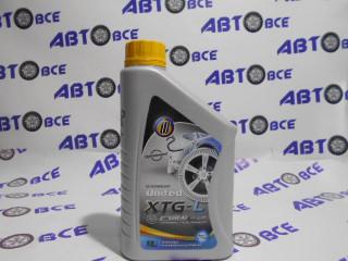 Масло моторное 10W40 (полусинтетическое) SL/CF UNITED XTG-L 1L