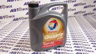 Масло моторное 5W40 (синтетика) SN/CF TOTAL QUARTZ 9000 4L