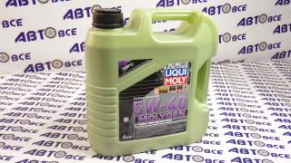 Масло моторное 5W40 (синтетика) SN/SF LIQUI MOLY MOLYGEN  4L
