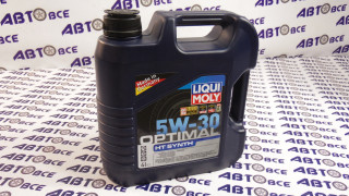 Масло моторное 5W30 (синтетика) SN/SF LIQUI MOLY OPTIMAL 4L