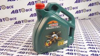 Масло моторное 5W30 (синтетика)SL/CF CASTROL MAGNATEC AP  4L