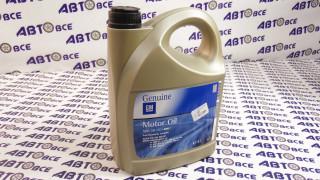 Масло моторное 5W30 (синтетика) SN/CF GM 5L