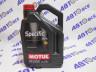 Масло моторное 5W30 (синтетика) SN MOTUL SPECIFIC 5L