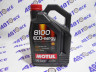 Масло моторное 5W30 (синтетика) SN MOTUL ECO-NERGY 8100 4L