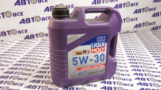 Масло моторное 5W30 (синтетика) SN/SF LIQUI MOLY SINTHOIL HIGHTECH 4L