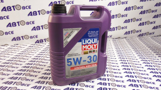 Масло моторное 5W30 (синтетика) SN/SF LIQUI MOLY SINTHOIL HIGHTECH 5L