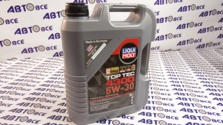 Масло моторное 5W30 (синтетика) SN/SF LIQUI MOLY TOP TEC 4300 5L