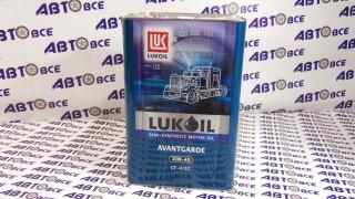 Масло моторное 10W40 (полусинтетическое) CF-4/SG ЛУКОЙЛ АВАНГАРД 18L