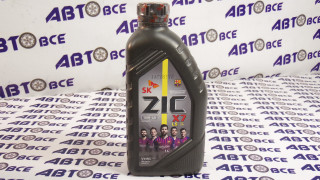 Масло моторное 10W40 (синтетика) SM/CF ZIC X7 1L